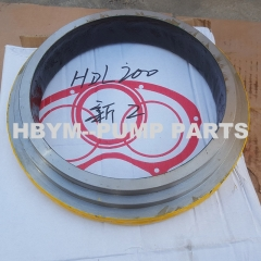 Hold  DN 200 Wear Plate & Cutting Ring