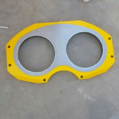 Putzmeister  Concrete Pump Wear Plate And Cutting